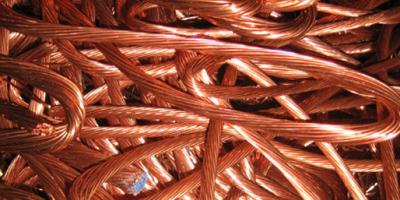 Cash for copper shiny