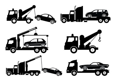 towing-vector-icons